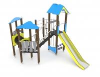 NAUJAUSIA! Vaikų žaidimų aikštelių įranga. KATALOGAS!
