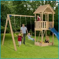 Vaikų žaidimų aikštelės privačiam naudojimui