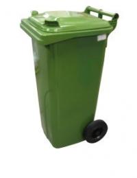 Atliekų, šiukšlių, rūšiavimo konteineriai