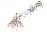 Laipiojimo-karstymosi tinklai, piramidės