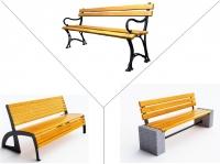 Suoliukai, suolai ir lauko baldai