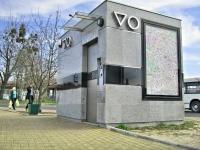 Automatiniai stacionarūs viešieji tualetai