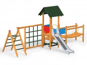 """Vaikų žaidimų aikštelės. """"Klasika09"""""""