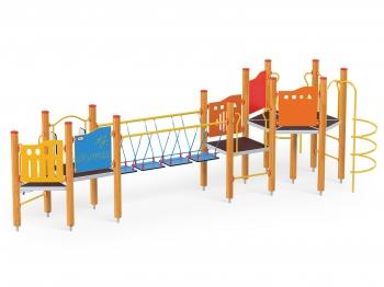 """Vaikų žaidimų aikštelės. """"Platforma07"""""""