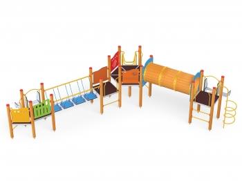 """Vaikų žaidimų aikštelės. """"Platforma09"""""""