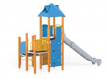 """Vaikų žaidimų aikštelės. """"Bokštas16"""""""