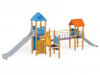 """Vaikų žaidimų aikštelės. """"Bokštas18"""""""