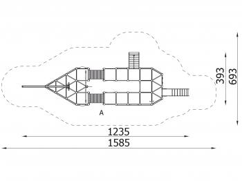 Žaidimų aikštelė . Laivas 1148