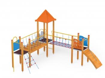 Vaikų žaidimų aikštelė 1233