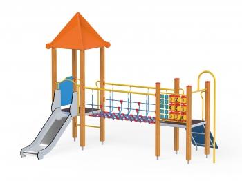 """Vaikų žaidimų aikštelės. """"Q1263"""""""