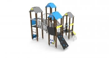 Vaikų žaidimų aikštelės. wd1412