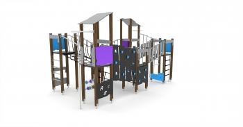 Vaikų žaidimų aikštelės. wd1413
