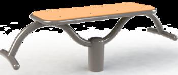 Atsilenkimų suolelis