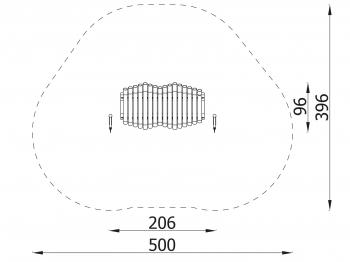 Muzikinis lauko instrumentas 3803