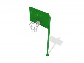 Krepšinio lenta su stovu