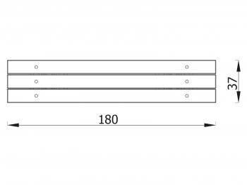 Medinis suoliukas 5001