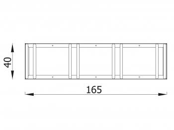Dviračių stovas. 5402