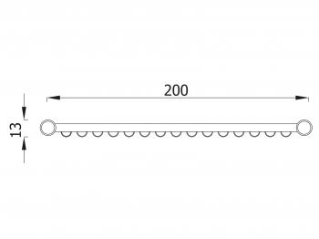 Tvorelės medinės 5503