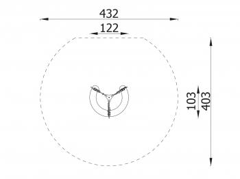 Lavinamoji aikštelė 7101-05