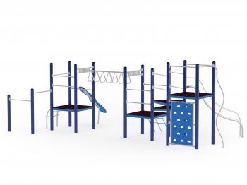 Metalinė žaidimų aikštelė J8145