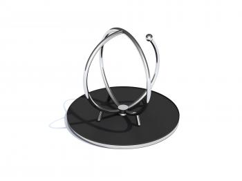 Nerūdijančio plieno karuselė k103
