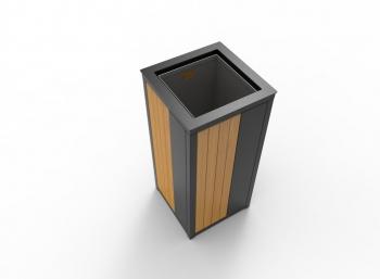 Šiukšlių dėžė. MTC- karlas