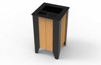 Šiukšlių dėžė. MTC- LDS