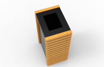 Šiukšlių dėžė. MTC- tauras