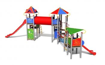 """Vaikų žaidimų aikštelė """"Pilies bokštas 13MP"""""""