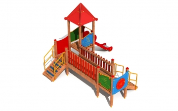 """Vaikų žaidimų aikštelės. """"Q1255"""""""