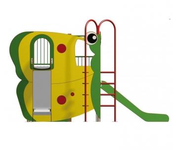 """Vaikų žaidimų aikštelė """"Drugelis"""""""