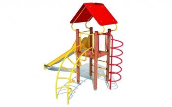 """Vaikų žaidimų aikštelės. """"Bokštas07"""""""