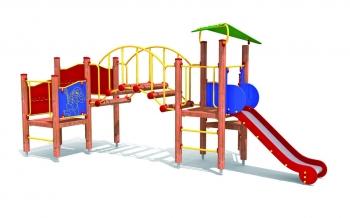 """Vaikų žaidimų aikštelės. """"Bokštas13"""""""