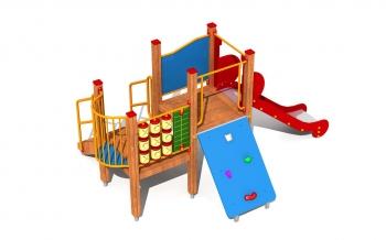 """Vaikų žaidimų aikštelės. """"Q128"""""""