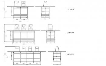 Požeminiai šiukšlių konteineriai. Hidraulinis pakėlimas