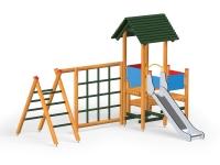 """Vaikų žaidimų aikštelės. """"Klasika08"""""""