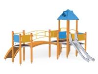 """Vaikų žaidimų aikštelės. """"Klasika Romeo"""""""