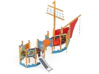 Žaidimų aikštelė-laivas 3
