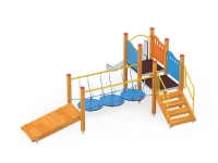 """Vaikų žaidimų aikštelės. """"Q50"""""""