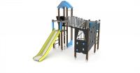 Vaikų žaidimų aikštelės wd 1410