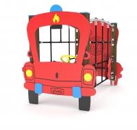 Vaikų žaidimų aikštelės. Mašinėlė wd1430