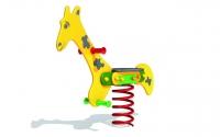 """Supynės su spyruokle """"žirafa"""""""