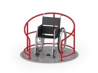 Karuselė vaikams su negalia 3218