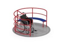 Karuselė vaikams su negalia 3219