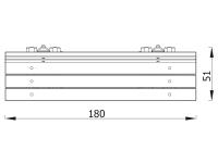 Medinis suoliukas 5003