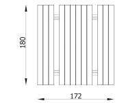 Pikniko stalas 5101