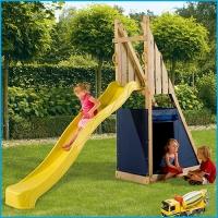Vaikų žaidimų aikštelės. Čiuožykla