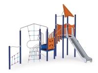 Žaidimų aikštelė . MKP-Metalinė