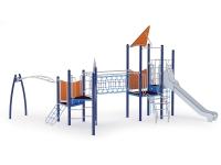 Metalinė žaidimų aikštelė J020