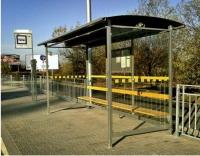 """Viešojo transporto, autobusų stotelės, """"Nefritė"""""""